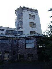 26.8.2007 Rozhledna Barrandovské terasy v Praze [autor: Pavel Vondrášek]
