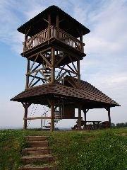 2.7.2009 Rozhledna Boiika u Českých Lhotic [autor: Pavel Vondrášek]