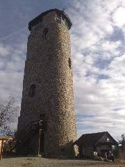 13.11.2010 Rozhledna Brdo v Chřibech [autor: Eva Vondrášková st.]