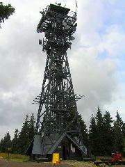 Rozhledna �ern� hora u Jansk�ch L�zn� [autor: Pavel Vondr�ek]