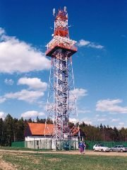 Rozhledna Hořický Chlum u Hořic [autor: Eva Vondrášková st.]