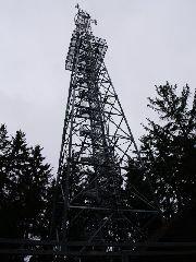 27.10.2007 Rozhledna Hoslovice u Volyně [autor: Pavel Vondrášek]