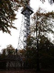 14.10.2009 Rozhledna Jarník u Písku [autor: Pavel Vondrášek]