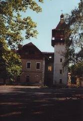 Rozhledna Kamzík v Mariánských Lázních [autor: Eva Vondrášková st.]