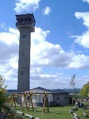 15.9.2007 Rozhledna Karasín u Bystřice nad Pernštejnem [autor: Radek Ševčík]