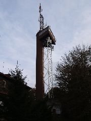 24.10.2009 Rozhledna Koráb u Kdyně [autor: Pavel Vondrášek]