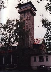 Rozhledna Kožova hora u Kladna [autor: Pavel Vondrášek]