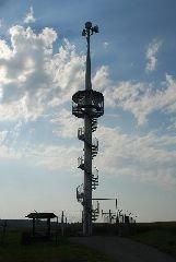 4.7.2012 Rozhledna Lhotka u Uherského Brodu [autor: Petr Kohl]