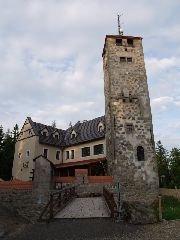 4.7.2013 Rozhledna Liberecká výšina v Liberci [autor: Pavel Vondrášek]