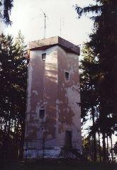 Měřičská věž Mezivrata u Votic [autor: Pavel Vondrášek]