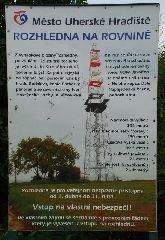 4.7.2012 Rozhledna Rovnina u Uherského Hradiště [autor: Petr Kohl]