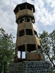 Rozhledna Strážný vrch u Merboltic [autor: Pavel Tvrzník]