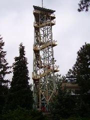 18.9.2009 Rozhledna na Svatém kopečku u Olomouce [autor: Eva Vondrášková ml.]