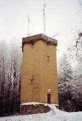 Měřičská věž Svidník u Obrataně [autor: Pavel Vondrášek]