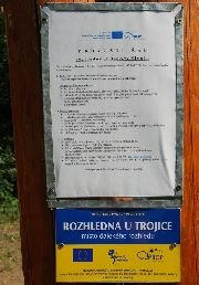 6.7.2012 Provozní řád rozhledny [autor: Petr Kohl]