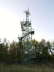 15.10.2011 Rozhledna V hoře u Cerhovic [autor: Pavel Vondrášek]