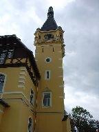 Rozhledna Větruše v Ústí nad Labem [autor: Pavel Rotrekl]