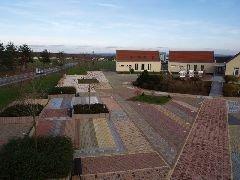 15.11.2009 Výhled na Arch centrum firmy BEST a část Třeboňské pánve [autor: Pavel Vondrášek]