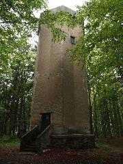 21.10.2009 Měřičská věž Vysoký Kamýk u Albrechtic nad Vltavou [autor: Pavel Vondrášek]