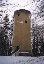 Vysoký Kamýk u Albrechtic nad Vltavou [autor: Pavel Vondrášek]