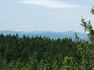 Výhled z rozhledny na Krkonoše [autor: Pavel Rotrekl]