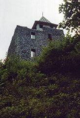 Rozhledna Zámecký vrch u České Kamenice [autor: Eva Vondrášková st.]